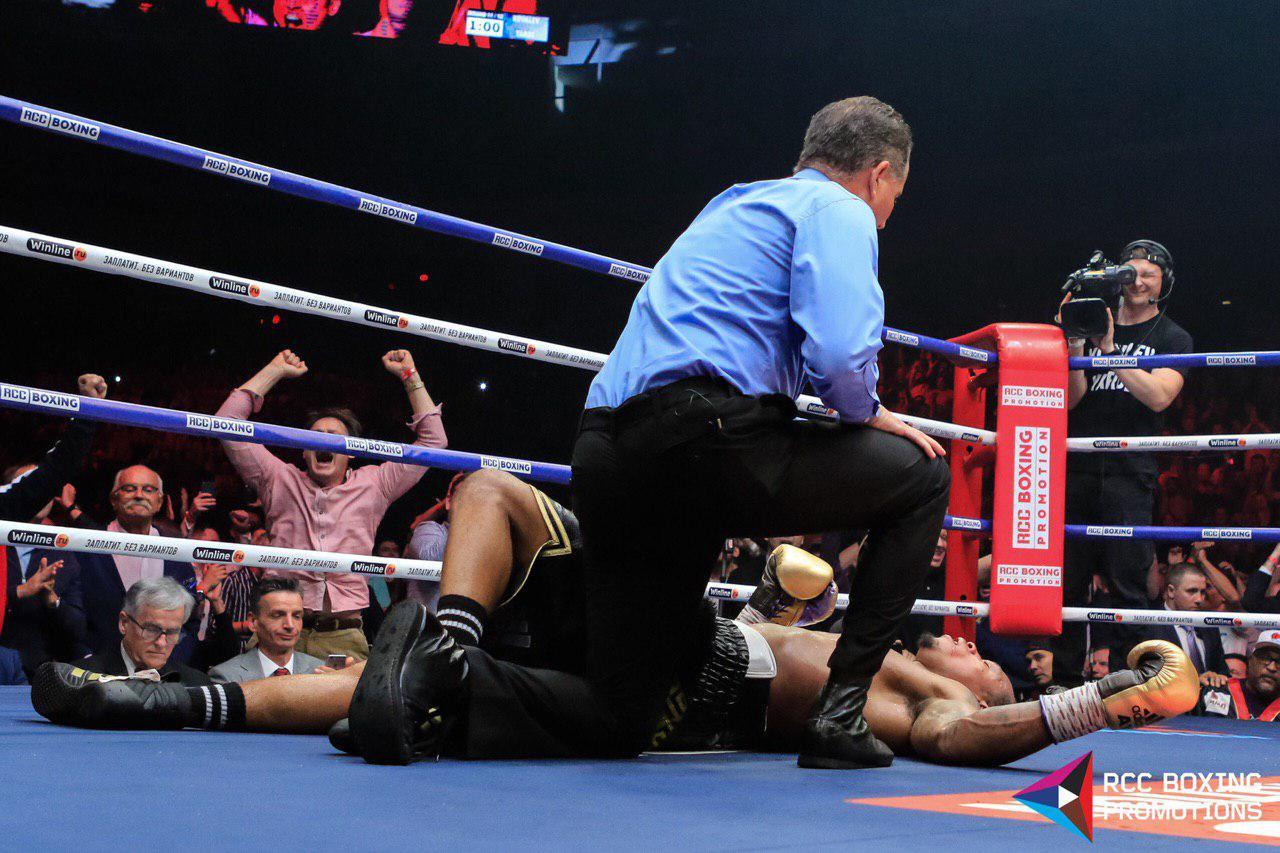 Боксёр умер после боя